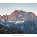 Dolomiti - Parete nord ovest civetta