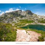Dolomiti lago Coldai