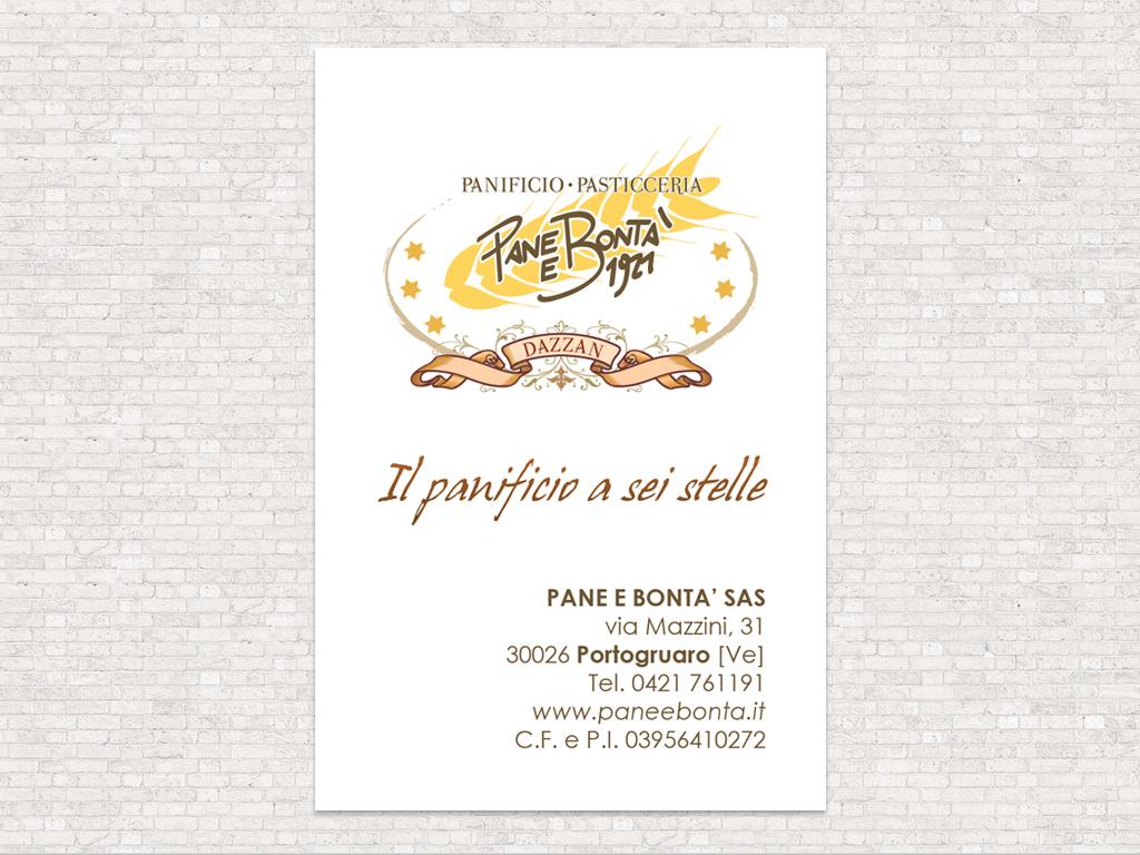 Biglietto da visita portogruaro