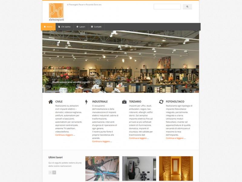 creazione sito web pordenone