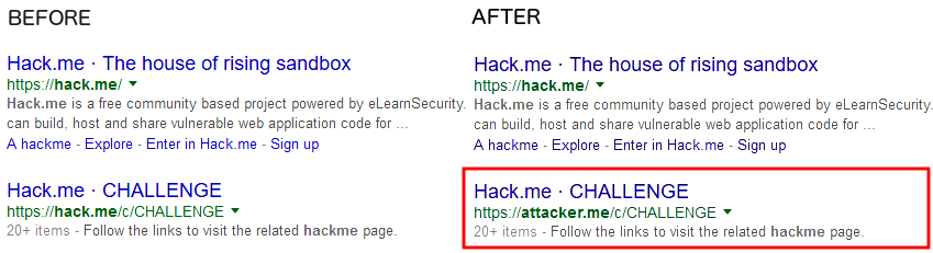 cloned-website-in-SERP