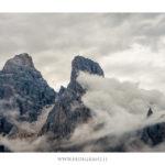 Dolomiti Piz Popena Cortina