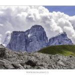 Stampa fotografie Dolomiti - Monte Pelmo