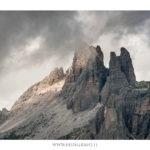 Dolomiti - Ra Rocheta de Prendera - Beco de Mezodi